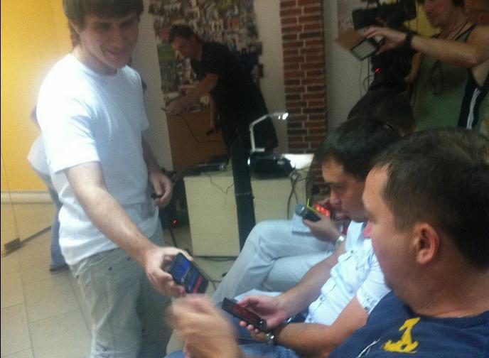 Hackaphone Demo