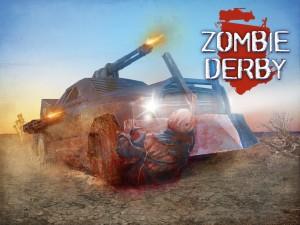 Zombie Derby на iOS